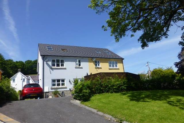 Thumbnail Property to rent in Coed Y Neuadd, Carmarthen
