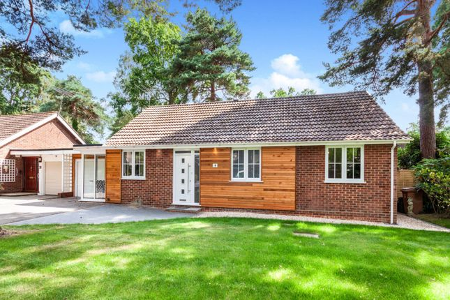 Thumbnail Detached bungalow for sale in Heatherway, Crowthorne