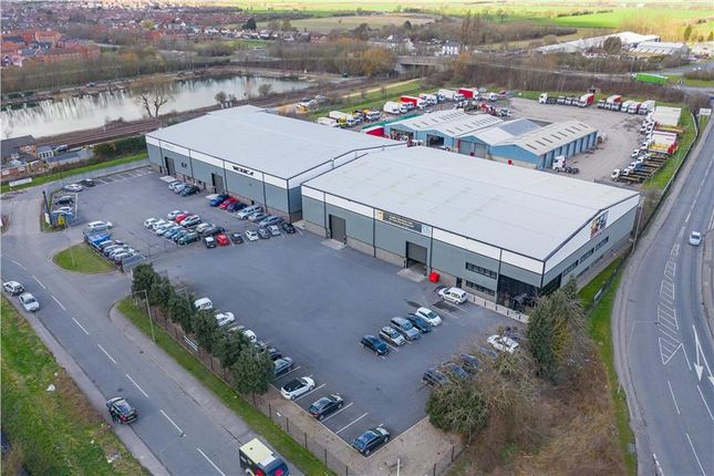 Light industrial to let in Tornado House, Moxon Way, Sherburn In Elmet, North Yorkshire