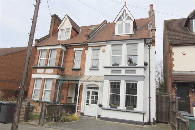 Thumbnail Semi-detached house for sale in Woodland Road, North Chingford, London