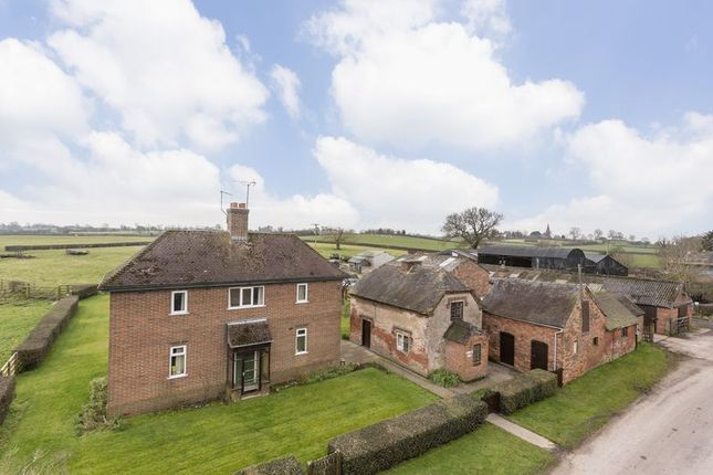 Thumbnail Detached house for sale in Willows Farm, Sutton-On-The-Hill, Ashbourne, Derbyshire