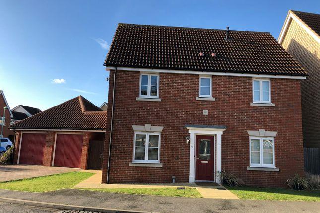4 bed detached house for sale in Ferguson Way, Kesgrave, Ipswich