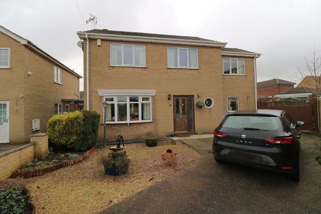 Thumbnail Detached house for sale in Newland View, Epworth, Doncaster