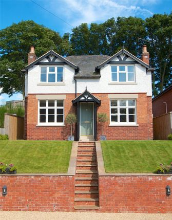 Thumbnail Detached house for sale in The Pines, Lower Road, Harmer Hill, Shrewsbury