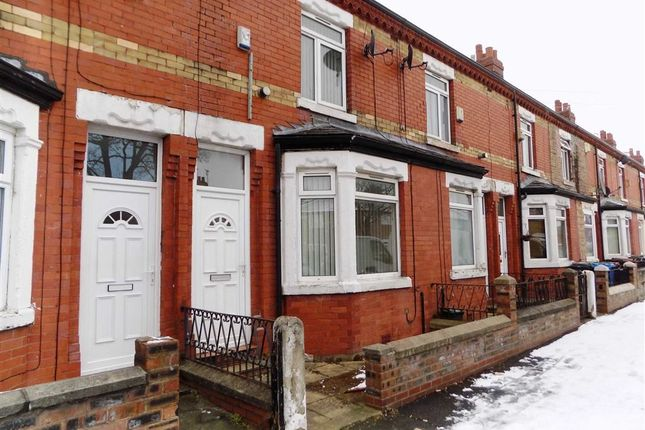 2 bed terraced house for sale in Thomson Road, Gorton, Manchester