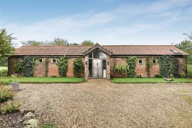 Thumbnail Barn conversion for sale in Clyffe Pypard, Swindon