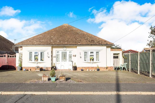 Thumbnail Detached bungalow for sale in Old Town Way, Hunstanton