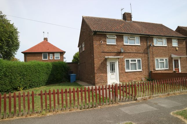 Thumbnail Semi-detached house for sale in Mirfield Grove, Hull, North Humberside