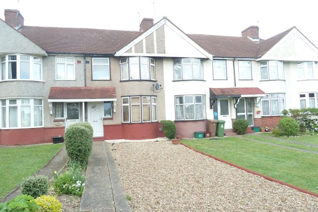 Thumbnail Terraced house to rent in Harcourt Avenue, Sidcup, Kent