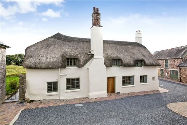 Thumbnail Property for sale in Sampsons Farm, Preston, Newton Abbot, Devon.
