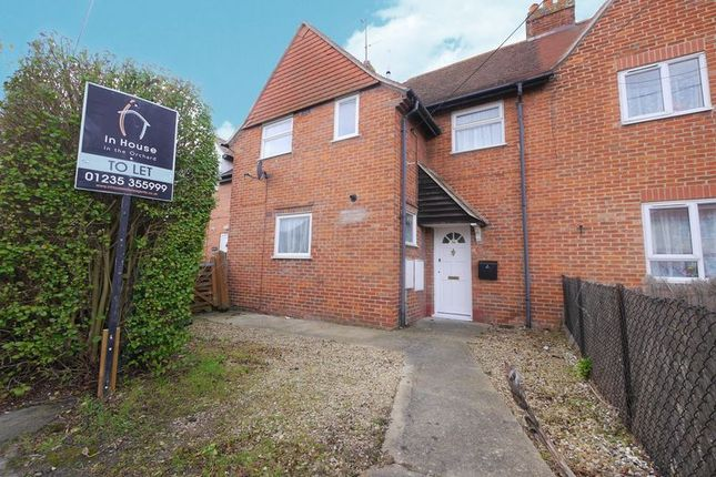 Thumbnail Semi-detached house to rent in Mereland Road, Didcot