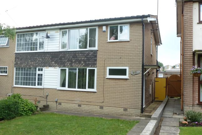 Thumbnail Semi-detached house to rent in Barnowl Walk, Brierley Hill