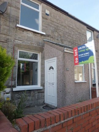 Thumbnail Terraced house to rent in Victoria Street, Dalton-In-Furness