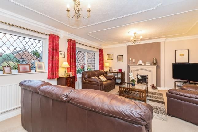 Lounge of Highfield Avenue, Farington, Leyland, Lancashire PR25