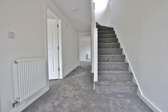 Hallway of Barleyfield, Pensby, Wirral CH61
