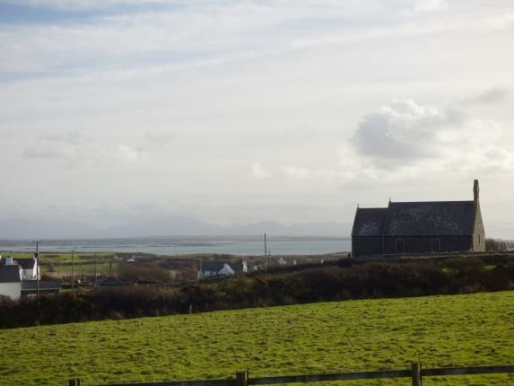Thumbnail Bungalow for sale in Rhoscolyn, Holyhead, Anglesey