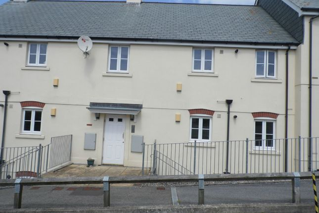 Thumbnail Flat to rent in Hill Hay Close, Fowey, Cornwall