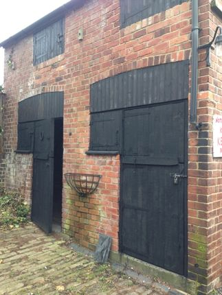 Commercial property to let in Elmton Road, Creswell, Worksop