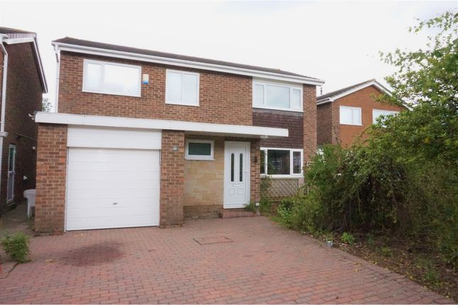 Thumbnail Detached house for sale in Carthorpe Drive, Billingham