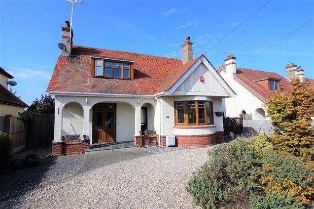 Thumbnail Detached house for sale in Clarendon Park, Clacton-On-Sea