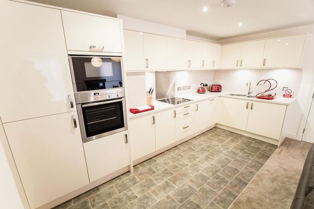 Thumbnail Flat to rent in Delamere Street, Chester