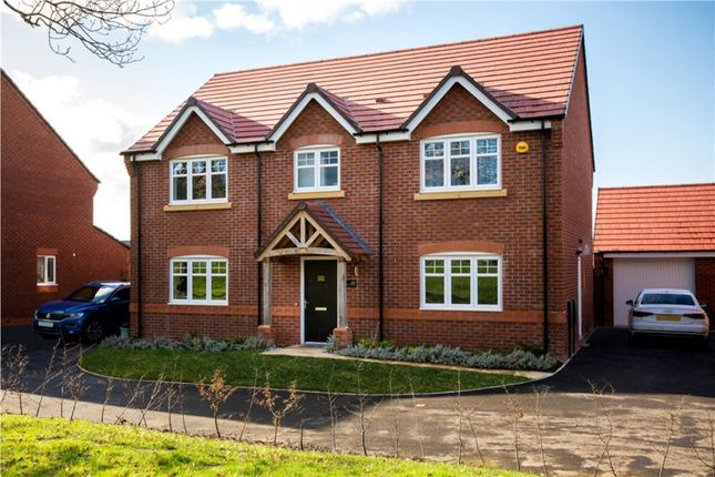 """4 bed detached house for sale in """"Aldington"""" at Lowbrook Lane, Tidbury Green, Solihull B90"""