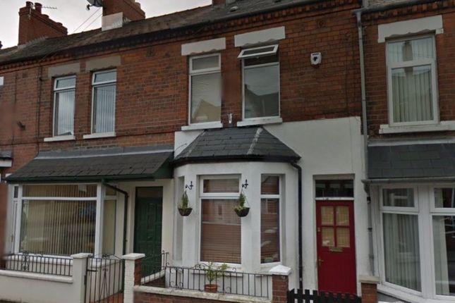 Thumbnail Terraced house to rent in Grace Avenue, Belfast