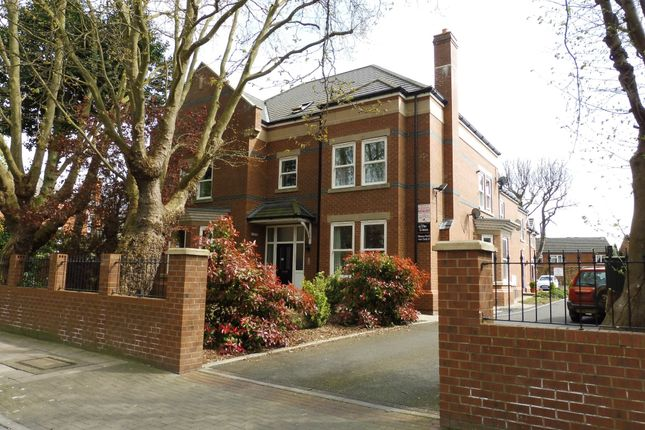 Thumbnail Flat to rent in Heneage Road, Grimsby