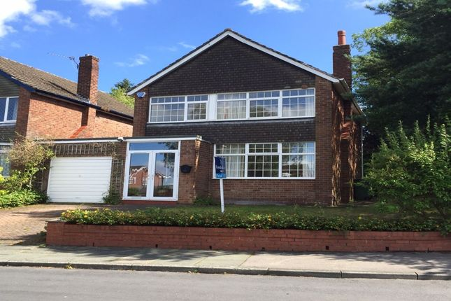 Thumbnail Detached house to rent in Windermere Road, High Lane, Stockport