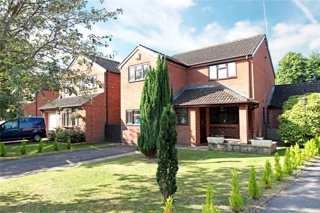 Thumbnail Detached house for sale in Lake Lane, Frampton On Severn, Gloucester, Gloucestershire