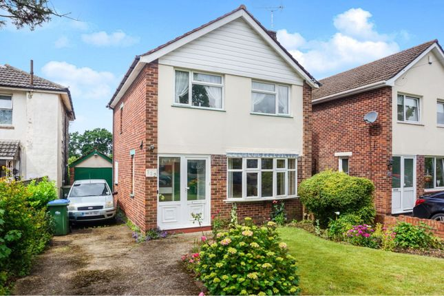 Thumbnail Detached house for sale in Warren Crescent Shirley Warren, Southampton
