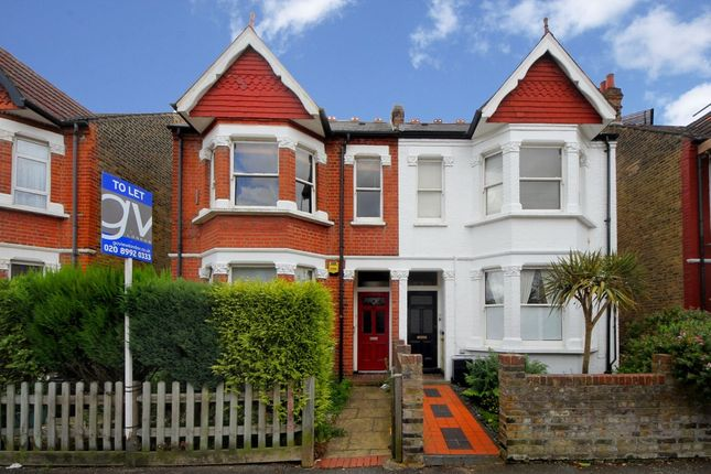 Thumbnail Flat to rent in Oaklands Road, London