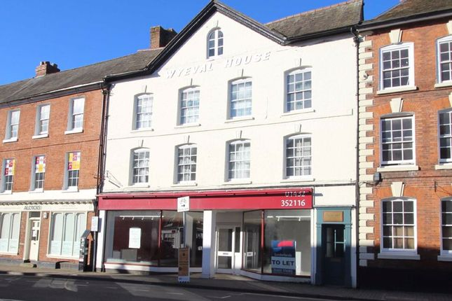 Thumbnail Office for sale in Bridge Street, Hereford, Herefordshire