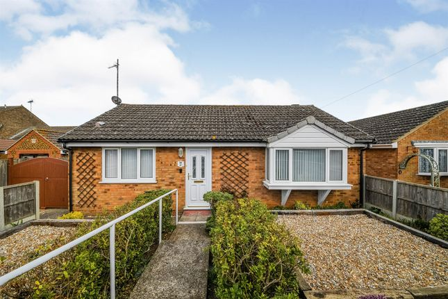 2 bed detached bungalow for sale in Folgate Road, Heacham, King's Lynn PE31