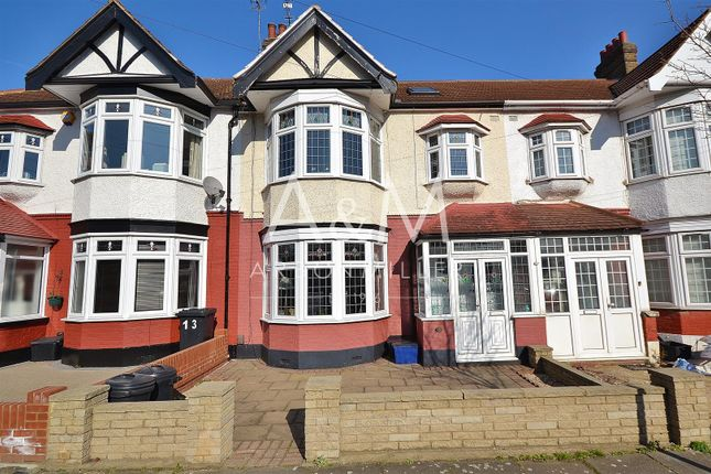 Thumbnail Terraced house for sale in Campbell Avenue, Ilford
