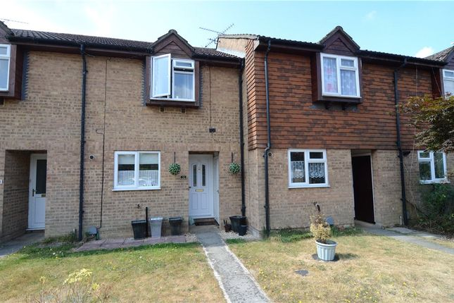 Thumbnail Terraced house for sale in Chamomile Gardens, Farnborough, Hampshire