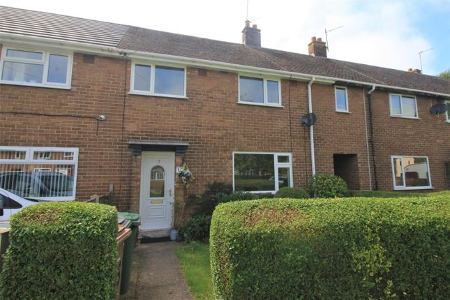 Thumbnail 3 bed terraced house for sale in Woodfield Road, Pensby, Wirral