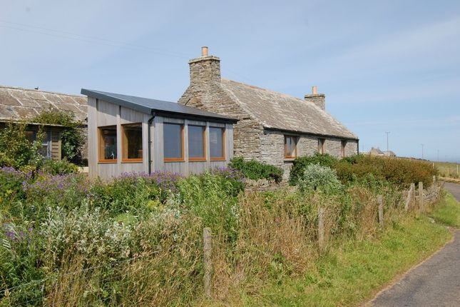 Cottage for sale in Rousay, Orkney