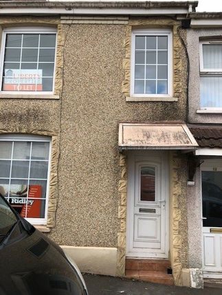Thumbnail Terraced house to rent in East Street, Goytre, Port Talbot