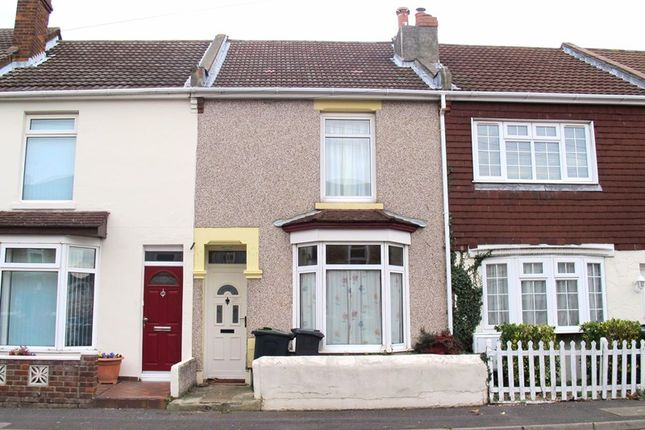 2 bed terraced house to rent in St. Thomas's Road, Gosport, Hampshire PO12
