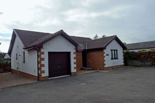 Thumbnail Detached bungalow for sale in West Hemming Street, Letham, Forfar