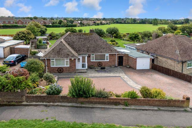 Thumbnail Detached bungalow for sale in Cherry Garden Lane, Folkestone, Kent