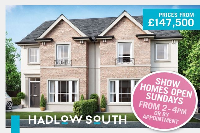 Thumbnail Semi-detached house for sale in Hadlow, High Bangor Road, Donaghadee