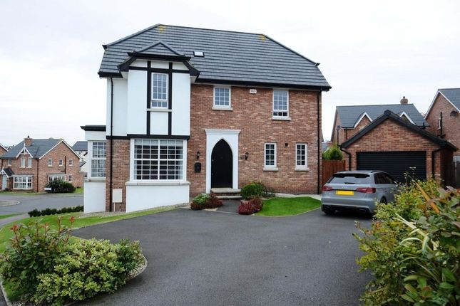 Thumbnail Semi-detached house for sale in Tullynagardy Avenue, Newtownards