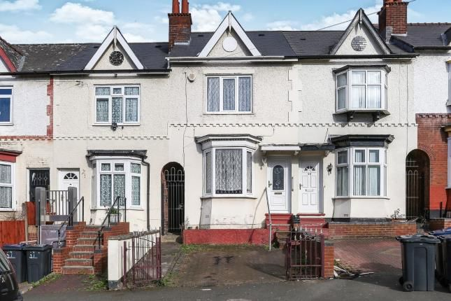 Thumbnail Terraced house for sale in Churchill Road, Bordesley Green, Birmingham, West Midlands