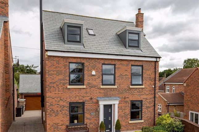 Thumbnail Town house for sale in New Lane, Neasham, Darlington