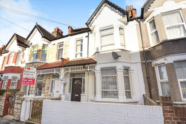 Thumbnail Terraced house for sale in Seely Road, London