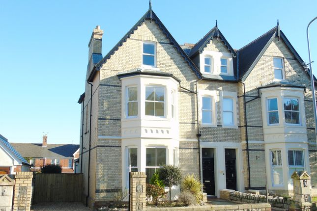 Thumbnail Semi-detached house for sale in Westbourne Road, Penarth