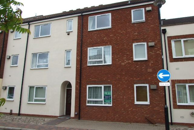 Thumbnail Flat for sale in High Street, City Centre, Hull