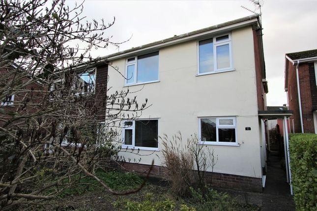 Thumbnail Semi-detached house for sale in Picton Court, Llantwit Major